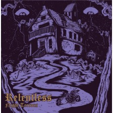 RELENTLESS - Night Terrors (2015) CD